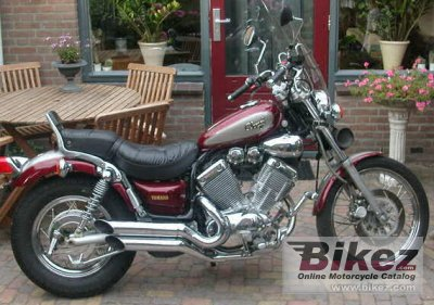 1994 Yamaha XV 535 S Virago specifications and pictures