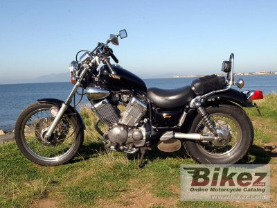 1994 Yamaha XV 535 Virago specifications and pictures