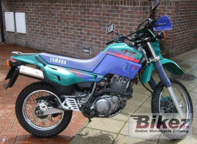 1995 Yamaha XT 600 E photo