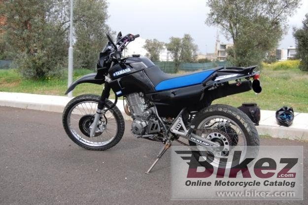 Big  xt 600 e picture and wallpaper from Bikez.com