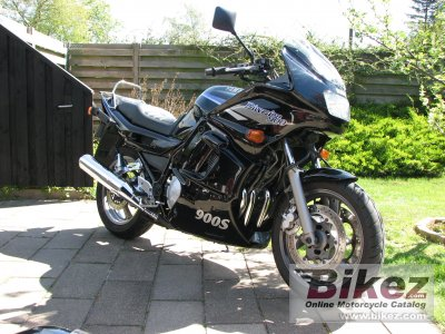 1995 Yamaha XJ 900 S photo