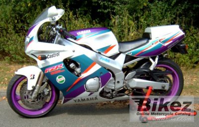 Yamaha Fzr Review