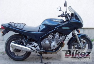 1995 Yamaha XJ 600 S Diversion