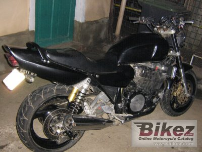 1995 yamaha xjr 1200 review