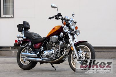 1995 Yamaha XV 1100 Virago specifications and pictures