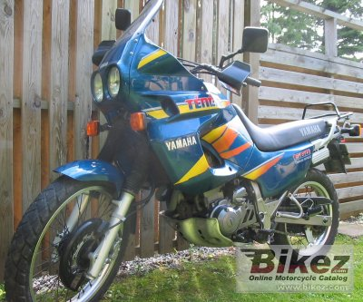 1996 Yamaha XTZ 660 T�n�r� photo