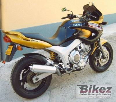 1996 Yamaha TDM 850 photo