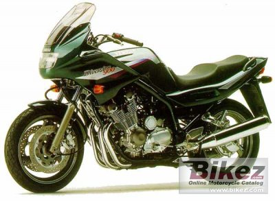 1996 Yamaha XJ 900 S Diversion photo