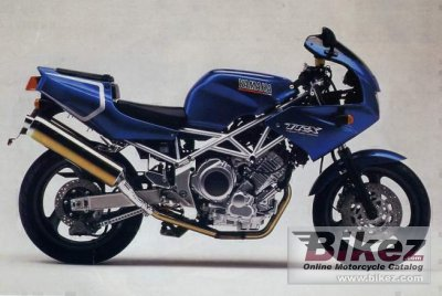 1996 Yamaha Trx 850 Specifications And Pictures