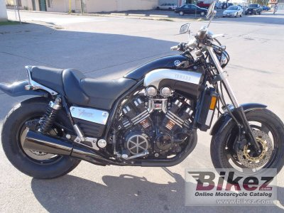 1996 yamaha v max 1200 specifications and pictures