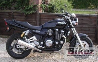 1996 Yamaha XJR 1200