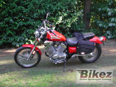 1996 yamaha xv 535 s virago specifications and pictures for Yamaha clp 535 for sale