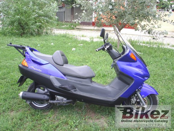 1997 Yamaha YP 250 photo