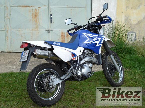 1997 Yamaha XT 600 E photo