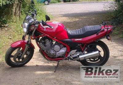 1997 Yamaha XJ 600 N photo