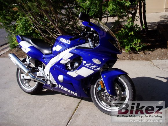 1997 Yamaha YZF 600 S Thundercat photo