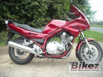 1997 Yamaha XJ 900 S Diversion photo