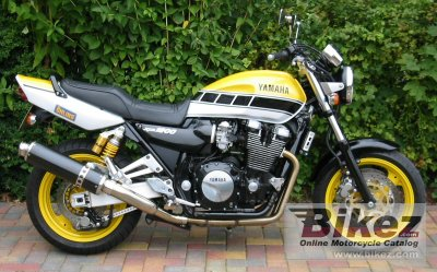 1997 Yamaha XJR 1200 SP photo