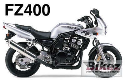 1997 yamaha fzs 400 fazer specifications and pictures