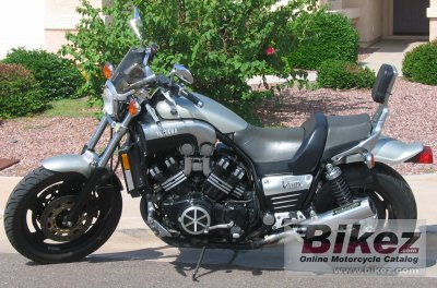 1997 Yamaha V-Max 1200 specifications and pictures