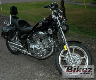 1997 yamaha xv 1100 virago specifications and pictures. Black Bedroom Furniture Sets. Home Design Ideas
