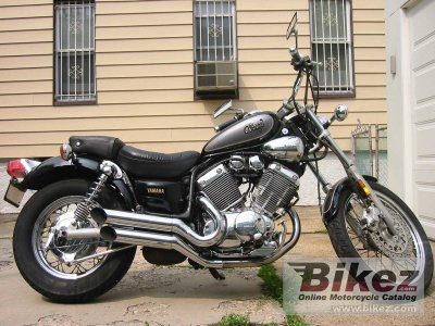 1997 yamaha xv 535 virago specifications and pictures for Yamaha clp 535 for sale