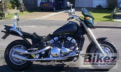 1997 Yamaha XVZ 1300 A Royal Star Specifications And Pictures
