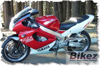 Yamaha Yzf 1000 R >> 1997 Yamaha Yzf 1000 R Thunderace Specifications And Pictures
