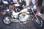 1998 Yamaha XV 535 DX Virago De Luxe photo