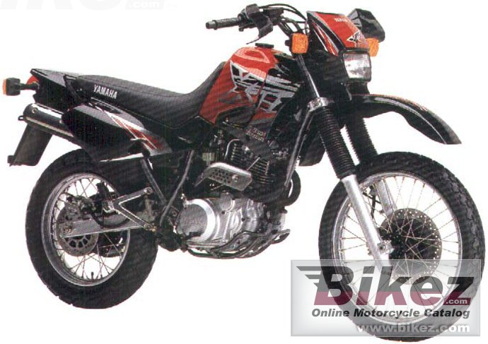 Big zey xt 600 e picture and wallpaper from Bikez.com