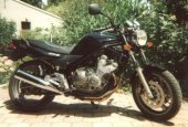 1998 Yamaha XJ 600 N Diversion
