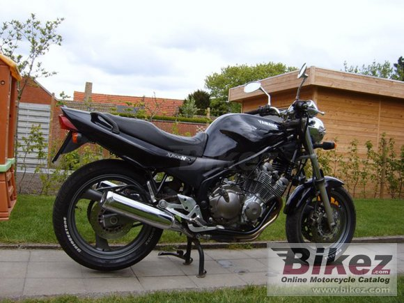 1998 Yamaha XJ 600 N Diversion photo