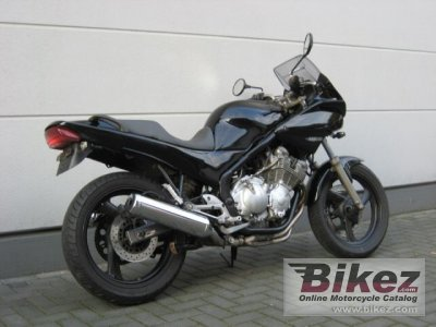 1998 Yamaha XJ 600 S Diversion photo