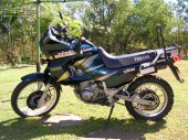 1998 Yamaha XTZ 660 T�n�r� photo