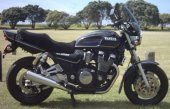 1998 Yamaha XJR 1200 photo