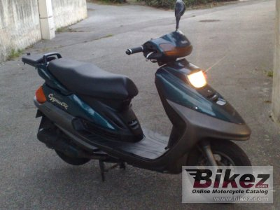 1998 yamaha xc 125 tr cygnus specifications and pictures. Black Bedroom Furniture Sets. Home Design Ideas