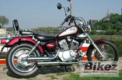1998 yamaha xv 125 virago specifications and pictures. Black Bedroom Furniture Sets. Home Design Ideas