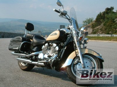 1998 Yamaha Xvz 1300 At Royal Star Tour Classic Specifications And