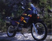 1999 Yamaha XTZ 660 T�n�r� photo