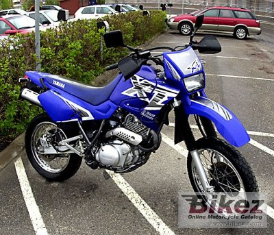1999 Yamaha XT 600 E photo