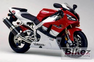 1999 Yamaha YZF-R1 photo