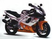 1999 Yamaha YZF 600 R photo