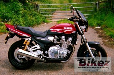 1999 Yamaha XJR 1300 SP photo