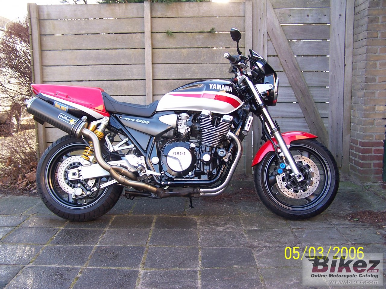 Big  xjr 1300 picture and wallpaper from Bikez.com