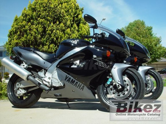 1999 Yamaha YZF 1000 R Thunderace photo
