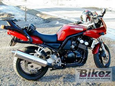 1999 yamaha fzs 600 fazer specifications and pictures. Black Bedroom Furniture Sets. Home Design Ideas