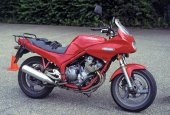 1999 Yamaha XJ 600 S Diversion photo