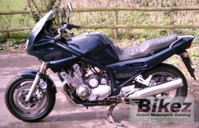 1999 Yamaha XJ 900 S Diversion photo