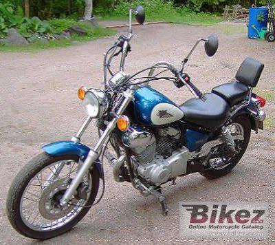 1999 yamaha xv 125 virago specifications and pictures. Black Bedroom Furniture Sets. Home Design Ideas
