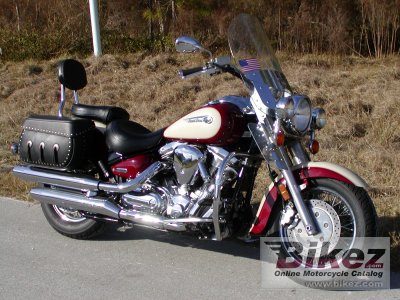 1999 Yamaha Xv 1600 Wild Star Specifications And Pictures